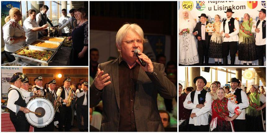 FOTO Kajkavci u Lisinskom: Najbolje iz Međimurja predstavljeno u Zagrebu
