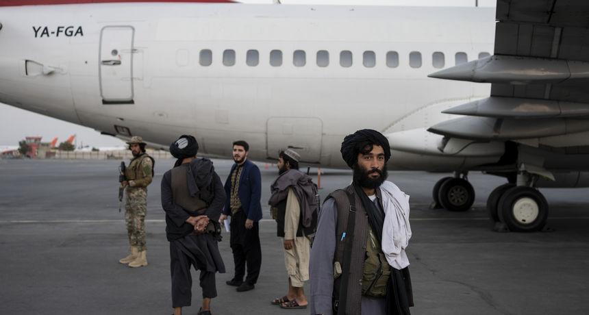 Na prvom međunarodnom letu od povratka talibana u Kabul svega 10 putnika: 'Ovo je važan trenutak, dan nade'