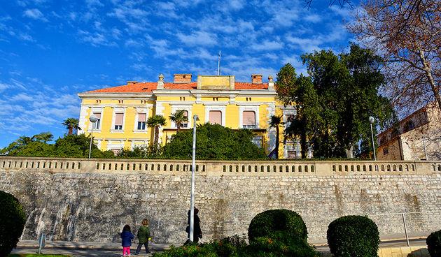 Dom županije, zgrada Zadarske županije