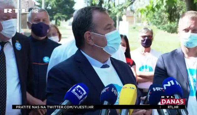 Oglasili se ministar Beroš, vlasnik kafića, šef lokalnog stožera...: Donosimo sve detalje afere 'dvije kune'! (thumbnail)
