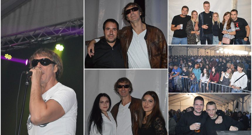 VIDEO I FOTO Psihomodo pop i Davor Gobac sjajnim koncertom u Kotoribi zabavili brojnu publiku