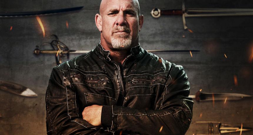 Novi reality game show 'Vatreni kovači: Nož ili smrt' s Billom Goldbergom