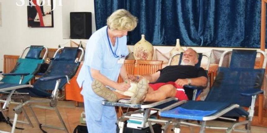 DDK Preko organizira drugu ovogodišnju akciju darivanja krvi