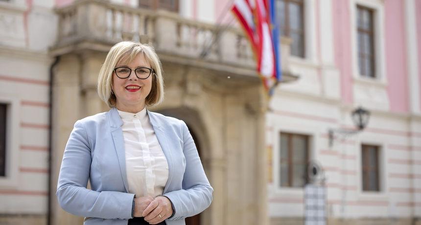 Antolić Vupora zadovoljna rezultatima: 'Bosilj ima vrlo dobre izglede da postane prvi SDP-ov gradonačelnik Varaždina'