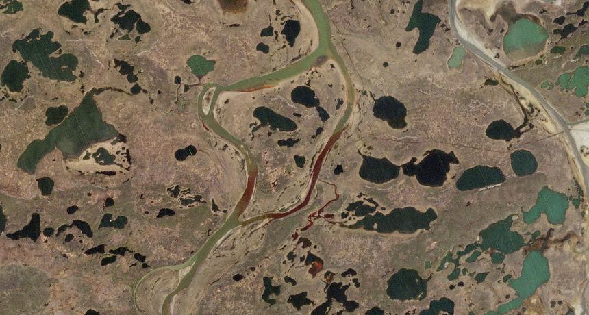 Zašto je došlo do naftne katastrofe u Rusiji: Kriva je opasna pojava izazvana globalnim zatopljenjem