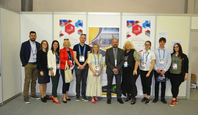 WorldSkills Croatia 2021.
