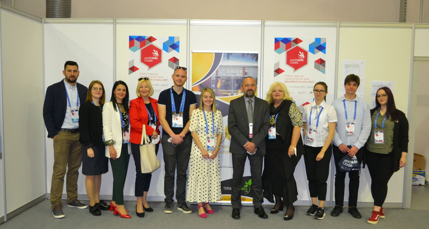 ETŠ ponovo domaćin natjecateljske discipline Poduzetništvo – WSC 2021.
