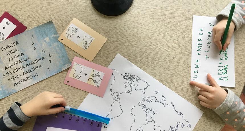 Roditelji, donosimo sedam savjeta kako pripremiti djecu za malu školu: 'Trebat će zasukati rukave'