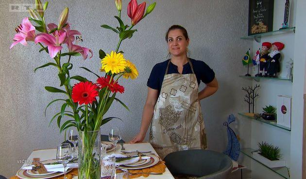 Večera za 5 na selu, Priscila