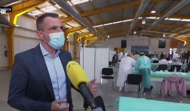 VIDEO Župan Posavec o cijepljenju u Međimurju: 'Cijepili smo 24,6 posto stanovništva starijih od 16 godina!'