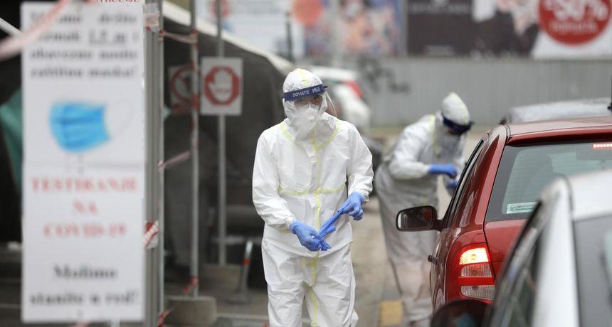 Nacionalni stožer objavio podatke: Novozaraženih je više nego jučer, čak 3573! Umrlo je 47 osoba
