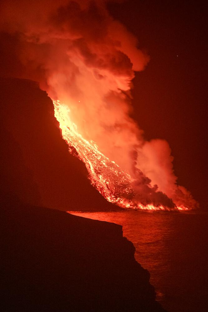la palma, vulkan