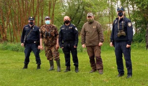 FOTO Preloški policajci u velikoj akciji s lovcima! Love krivolovce čak i dronovima i termovizijskim kamerama