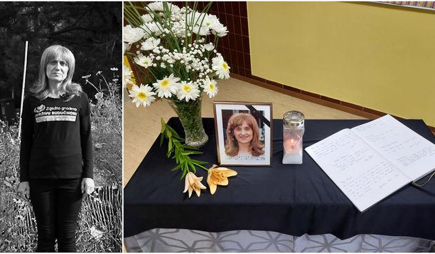 IN MEMORIAM Tuga u Novom Selu Rok: Umrla je omiljena učiteljica Marijana Vrbanec