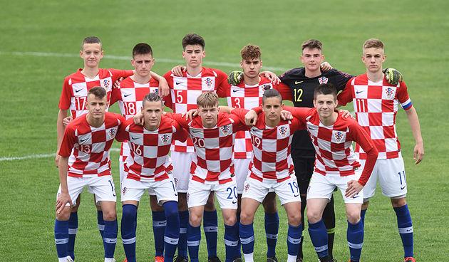 Nogomet: Hrvatska - Sjeverna Makedonija 6. svibnja 2021.