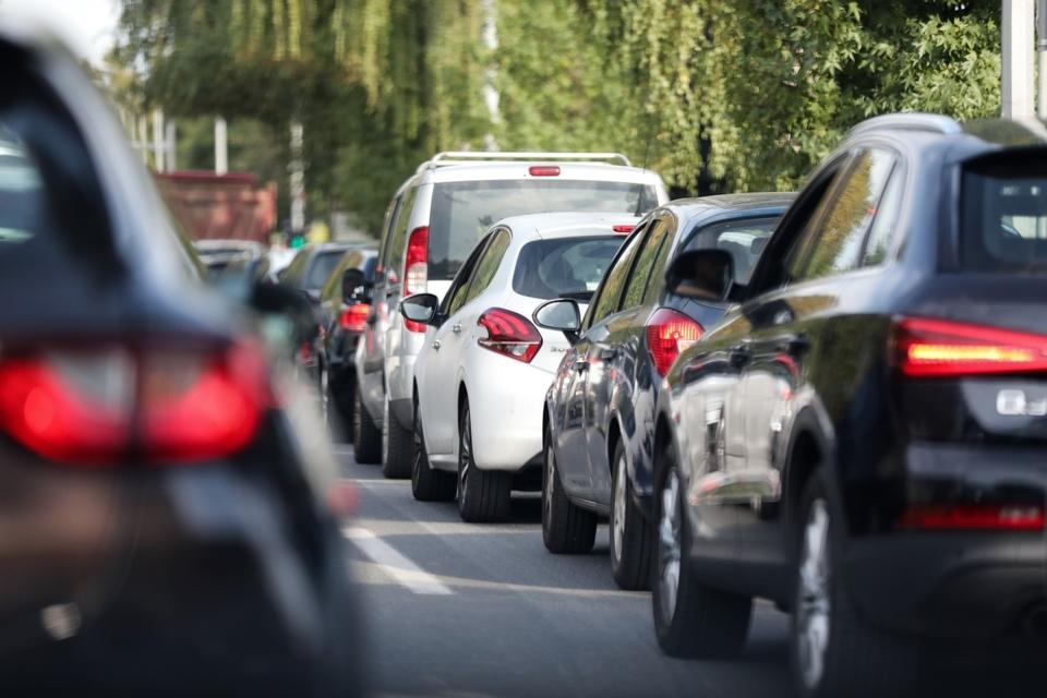 Prometne gužve u Zagrebu
