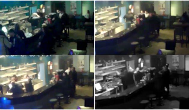 EKSKLUZIVAN VIDEO Trenutak tučnjave i napada u kafiću u Kotoribi!