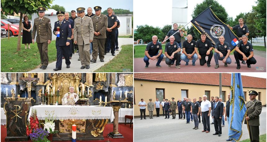 FOTO Dan pobjede i domovinske zahvalnosti i Dan hrvatskih branitelja obilježen u Prelogu