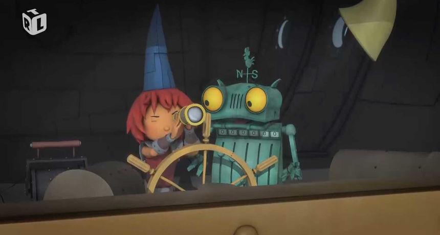 'Vitez Rusty 2': Neodoljiva avantura neustrašivog željeznog viteza puna neobičnih likova