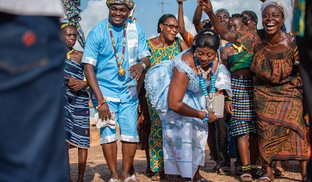 Afrički plesovi