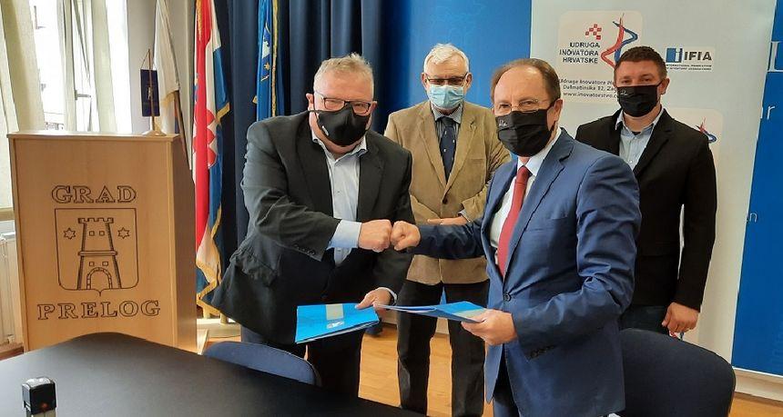 U PRELOGU Potpisan ugovor o organiziranju sajma Agro Arca koji će se održati od 2. do 4. srpnja