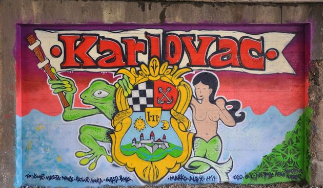 Besplatna street art radionica s Leonardom Lesićem i Daliborom Jurasom ove subote u Karlovcu