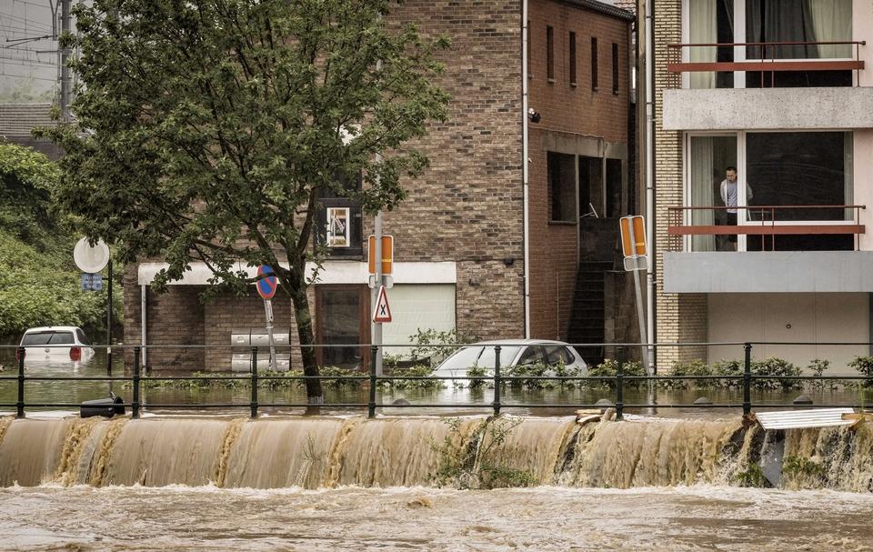 Najteže je pogođena frankofona regija Valonija