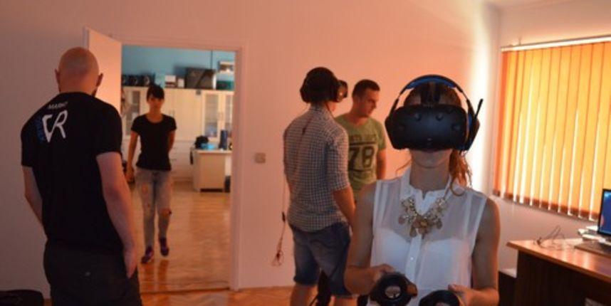 Uživi se u virtualnu stvarnost u prvoj osječkoj VR igraonici
