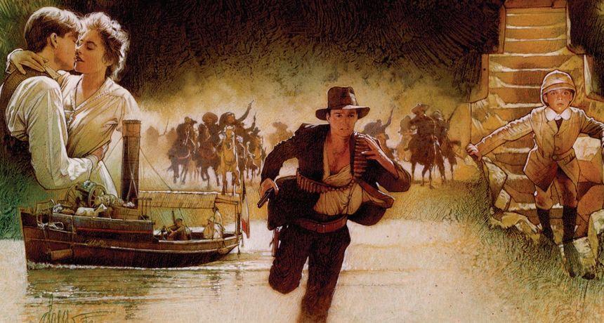 Uživajte u avanturističkoj seriji Georgea Lucasa 'Mladi Indiana Jones'