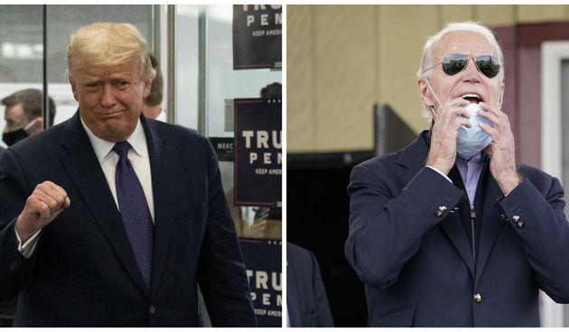 Trump i Biden