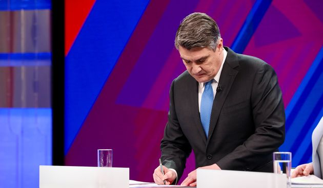 RTL Duel: Zoran Milanović i Kolinda Grabar-Kitarović