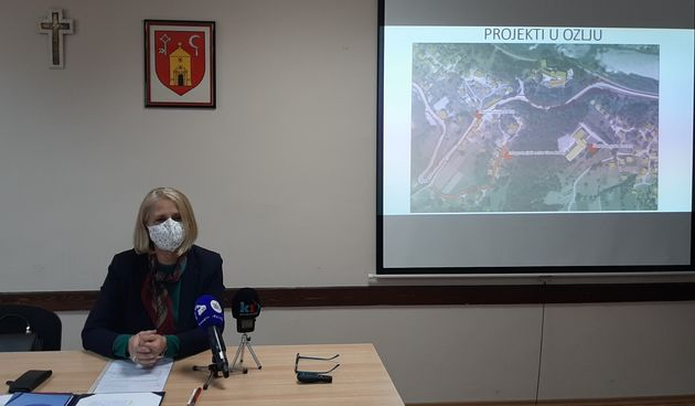 Tko sabotira projekte ozaljske gradonačelnice Gordane Lipšinić? - Rekao mi je: