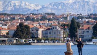 Zadar, koronavirus, maske