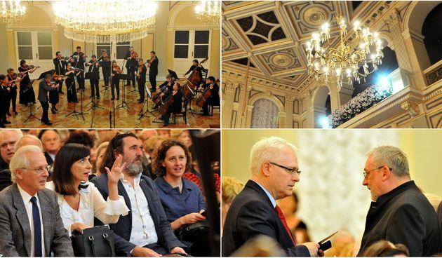 NOVI SJAJ Svečano otvorena obnovljena Velika koncertna dvorana varaždinskog HNK