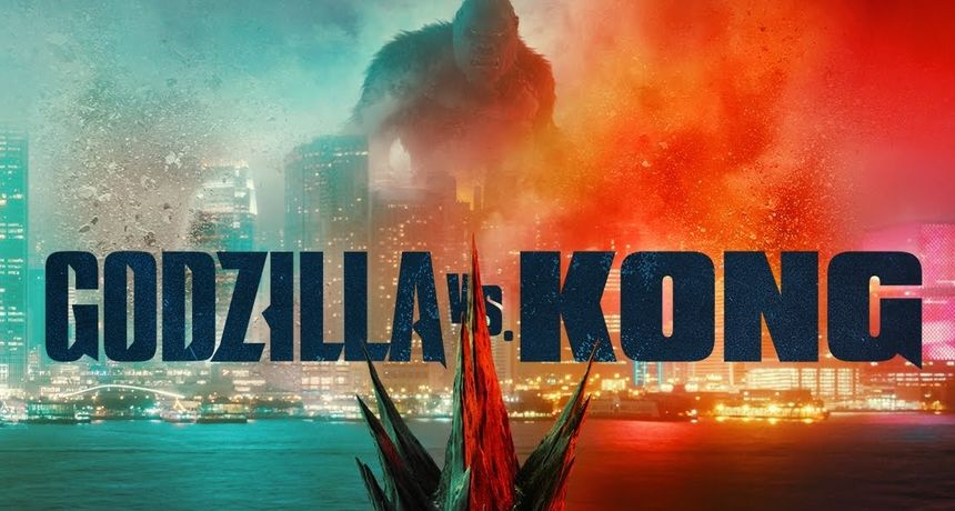 Film 'Godzilla vs. Kong' zaradio u pandemiji rekordnih 48,5 milijuna dolara