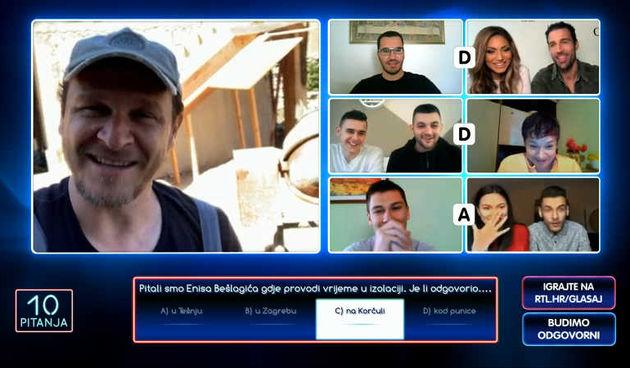Enis Bešlagić se javio kandidatima i šokirao ih priznanjem gdje provodi izolaciju (thumbnail)