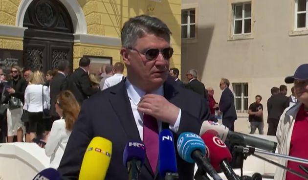 Zoran Milanović u Splitu
