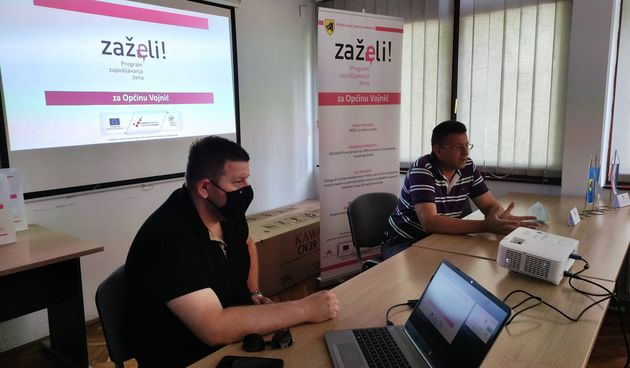 Općina Vojnić u provedbi projekta