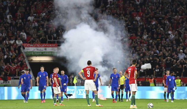 Mađarska - Engleska