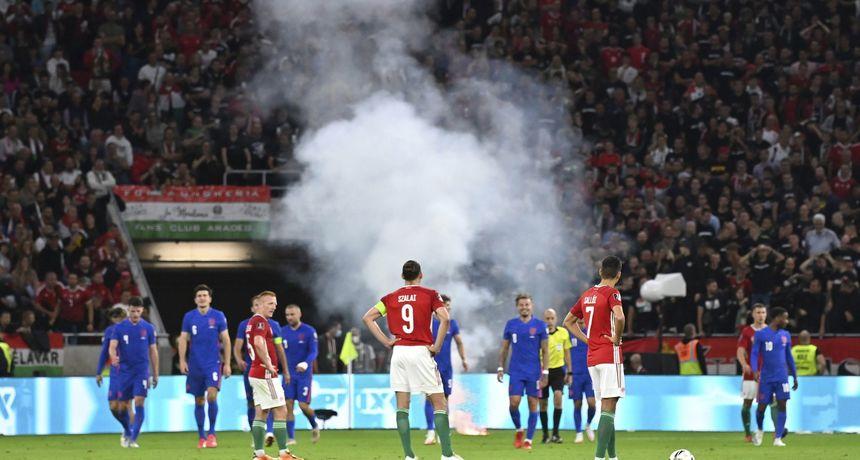 FIFA razmatra kazne za Mađarsku i Albaniju
