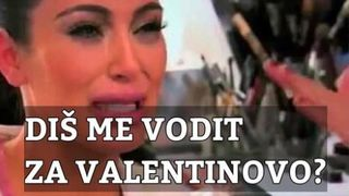 Valentinovo se bliži, Dalmatinci romantični kao uvijek: 'Diš me vodit?'