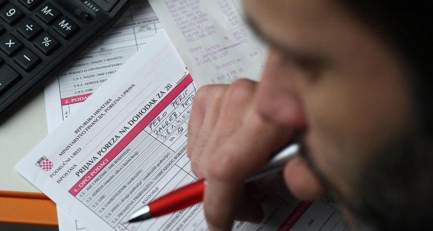 Sve novosti vezane uz povrat poreza: Tko mora podnijeti prijavu, koji su rokovi... Ima i jedna velika novost