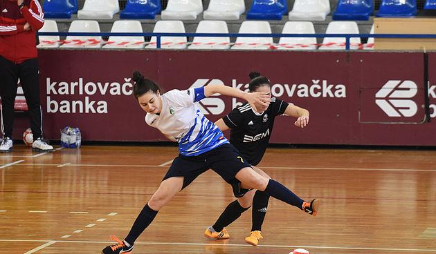Futsal: MNK Radnik - ŽMNK Mirlović Zagora 23. siječnja 2021