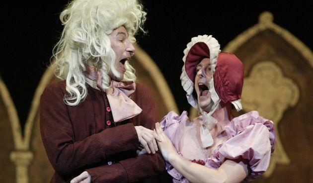 A Christmas Carol u Dječjem kazalištu Branka Mihaljevića