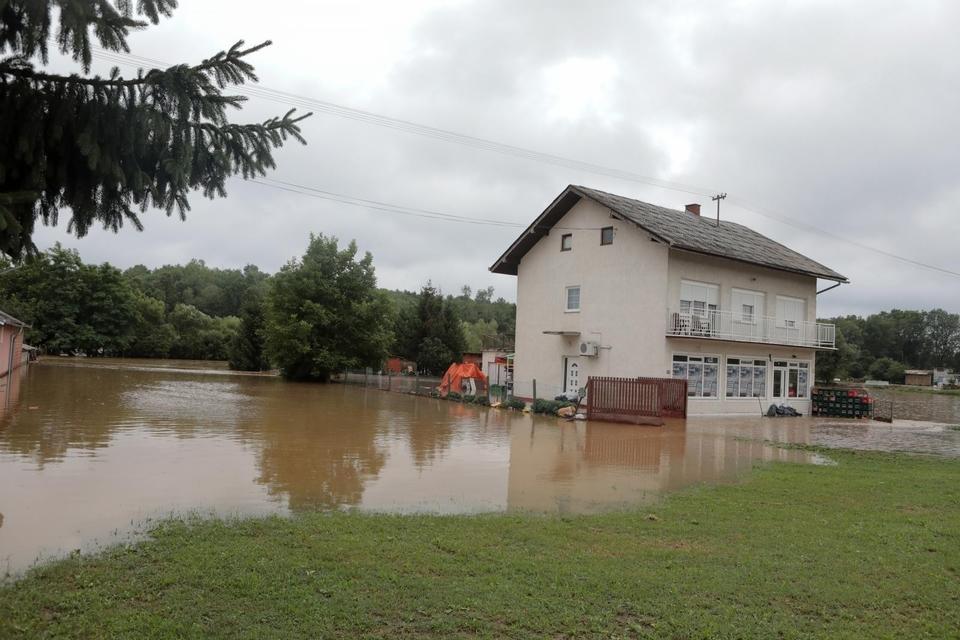 Poplava u Našicama