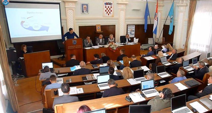 Za razliku od karlovačkog Vijeća u Županijskoj skupštini sve se zna: HDZ-ov Vlado Jelkovac predsjednik, Matija Katić (HDZ) i Stjepan Mikulandrić (SDP) dopredsjednici