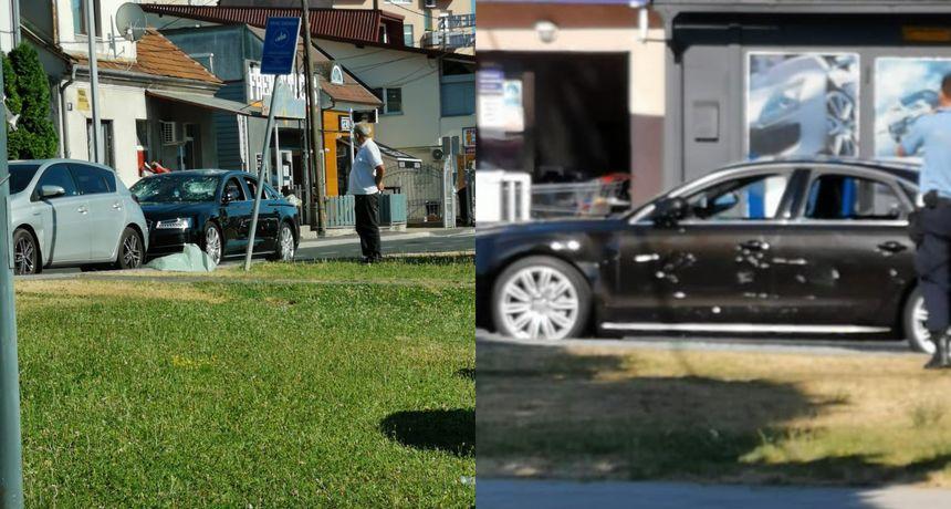 Na Črnomercu bivšem šefu sjekirom razbijao auto? Navodno ga mjesecima nije isplatio. Evo što za RTL.hr kažu iz policije