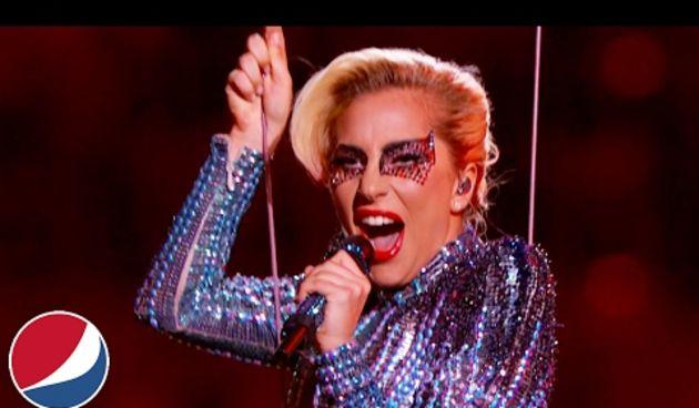 Lady Gaga: Pepsi Zero Sugar Super Bowl Halftime Show (FULL Performance) | Pepsi (thumbnail)
