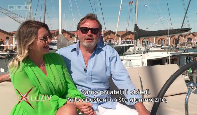 Snježana Mehun i zaručnik proslavili 2. godišnjicu veze, a za Exkluziv su otkrili kakvo vjenčanje planiraju i tko će biti kuma (thumbnail)