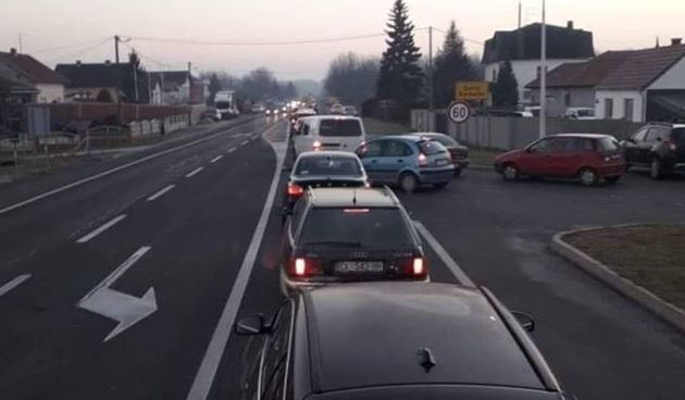 Nesreća u Varaždinu